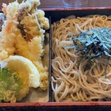Delicious Tempuras from Soba restaurants