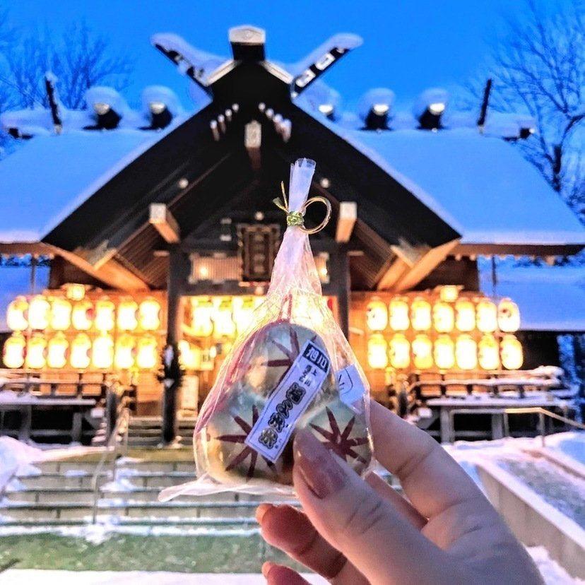 The rare fortune slips and amulets of Asahikawa's shrines